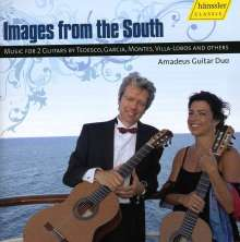 Amadeus Guitar Duo - Images from the South, CD