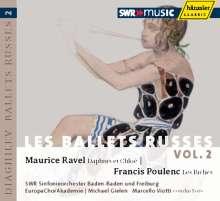 Les Ballets Russes Vol.2, CD