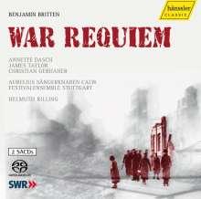 Benjamin Britten (1913-1976): War Requiem op.66, 2 SACDs