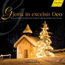 Gloria in excelsi Deo, CD