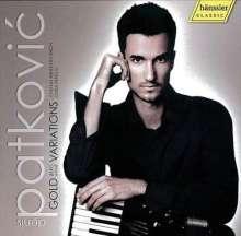 Johann Sebastian Bach (1685-1750): Goldberg-Variationen BWV 988 für Akkordeon, CD