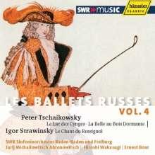 Les Ballets Russes Vol.4, CD