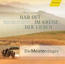 Die Meistersinger - Hab oft im Kreise der Lieben, CD