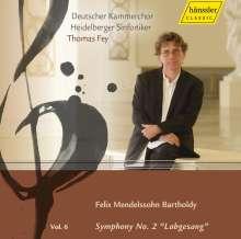 "Felix Mendelssohn Bartholdy (1809-1847): Symphonie Nr.2 ""Lobgesang"", CD"