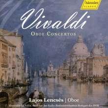 Antonio Vivaldi (1678-1741): Oboenkonzerte RV 178,447,452,453,461,548, CD