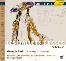 Les Ballets Russes Vol.7, CD