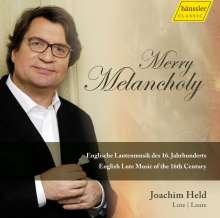 Joachim Held - Merry Melancholy, CD