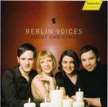 Berlin Voices - About Christmas (Jazz-Arrangements), CD