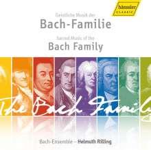 Geistliche Musik der Bach-Familie, 3 CDs