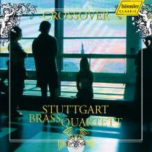 Stuttgart Brass Quartett - Crossover, CD