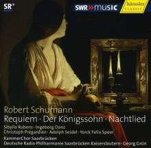 Robert Schumann (1810-1856): Requiem op.148, CD