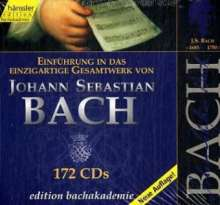 """Bach-Sampler """"Einführung in das Gesamtwerk"""", CD"""