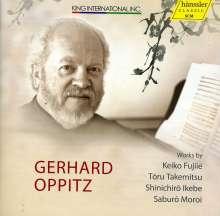 Gerhard Oppitz - Japanese Piano Works, CD