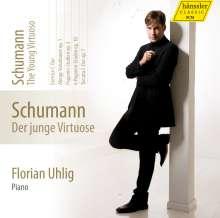 Robert Schumann (1810-1856): Klavierwerke Vol.2 (Hänssler) - Schumann, der junge Virtuose, CD