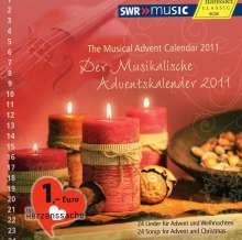 Der musikalische Adventskalender 2011, CD