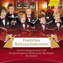 Aurelius Sängerknaben Calw - Festliches Weihnachtskonzert, CD