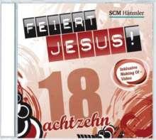 Feiert Jesus! 18, CD