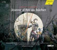 Arthur Honegger (1892-1955): Jeanne d'Arc au Bucher, 2 CDs