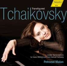 Petronel Malan - Transfigured Tschaikowsky, CD