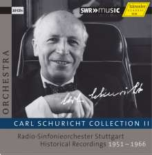 Carl Schuricht Collection II (Hänssler), 10 CDs