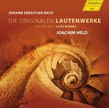 Johann Sebastian Bach (1685-1750): Lautenwerke BWV 995,998,1006a, CD