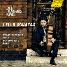 Valentin Radutiu - Cello Sonatas, CD
