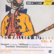 Les Ballets Russes Vol.9, CD