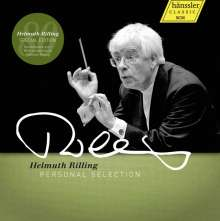 Helmuth Rilling - Personal Selection, 10 CDs