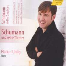 Robert Schumann (1810-1856): Klavierwerke Vol.5 (Hänssler) - Schumann und seine Töchter, CD