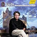 Joseph Haydn (1732-1809): Symphonien Nr.99 & 100, CD