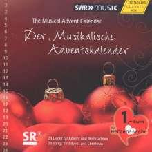 Der musikalische Adventskalender 2013, CD