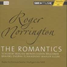 Roger Norrington - The Romantics, 10 CDs