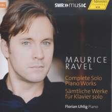 Maurice Ravel (1875-1937): Klavierwerke (Ges.-Aufn.), 3 CDs