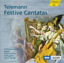 Georg Philipp Telemann (1681-1767): Kantaten, CD