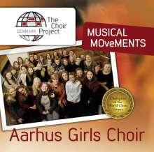 Aarhus Girls Choir - Musical MOveMENTS, CD