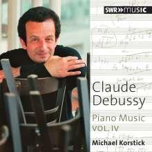 Claude Debussy (1862-1918): Klavierwerke Vol.4, CD