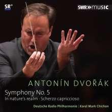 Antonin Dvorak (1841-1904): Symphonie Nr.5, CD