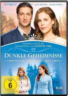 Dunkle Geheimnisse (Coal Valley Saga 13 - Staffel 3), DVD