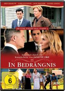 In Bedrängnis (Coal Valley Saga Staffel 4 Film 3), DVD