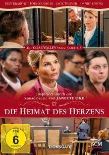 Die Heimat des Herzens (Coal Valley Saga Staffel 5 Film 3), DVD