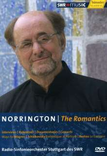 Norrington - The Romantics, DVD
