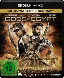 Gods Of Egypt (Ultra HD Blu-ray & Blu-ray), Ultra HD Blu-ray