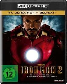 Iron Man 2 (Ultra HD Blu-ray & Blu-ray), 2 Ultra HD Blu-rays