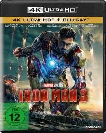Iron Man 3 (Ultra HD Blu-ray & Blu-ray), Ultra HD Blu-ray