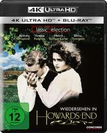 Wiedersehen in Howards End (Ultra HD Blu-ray & Blu-ray), 1 Ultra HD Blu-ray und 1 Blu-ray Disc