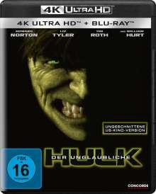 Der unglaubliche Hulk (Ultra HD Blu-ray & Blu-ray), Ultra HD Blu-ray