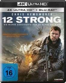 12 Strong (Ultra HD Blu-ray & Blu-ray), Ultra HD Blu-ray