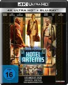 Hotel Artemis (Ultra HD Blu-ray & Blu-ray), 2 Ultra HD Blu-rays