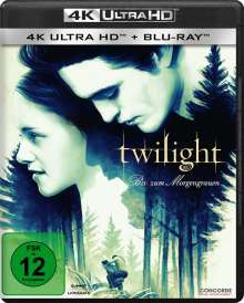 Twilight - Biss zum Morgengrauen (Jubiläumsedition) (Ultra HD Blu-ray & Blu-ray), Ultra HD Blu-ray