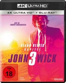 John Wick: Kapitel 3 (Ultra HD Blu-ray & Blu-ray), 2 Ultra HD Blu-rays
